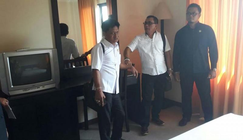www.nusabali.com-lift-hotel-jimbarwawa-tak-berfungsi-tv-kamar-mati