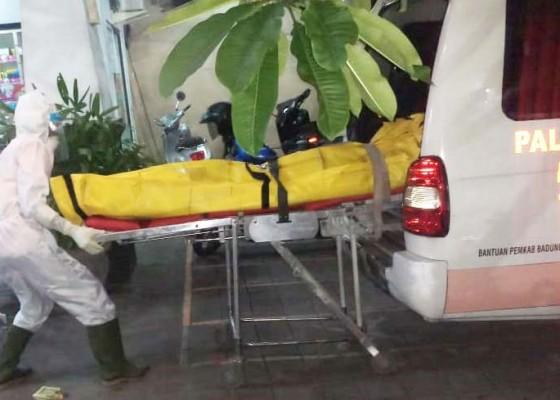 Nusabali.com - pasien-tewas-di-klinik-rahayu-asih-diduga-covid-19