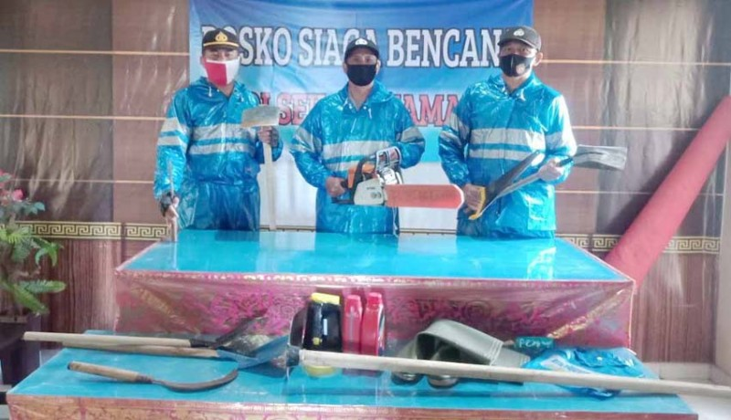 www.nusabali.com-polsek-kintamani-bangun-posko-siaga-bencana