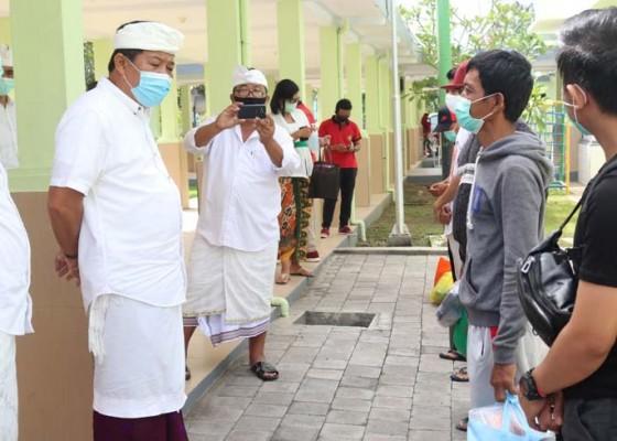 Nusabali.com - 5-pdp-dan-1-pasien-positif-covid-19-dipulangkan