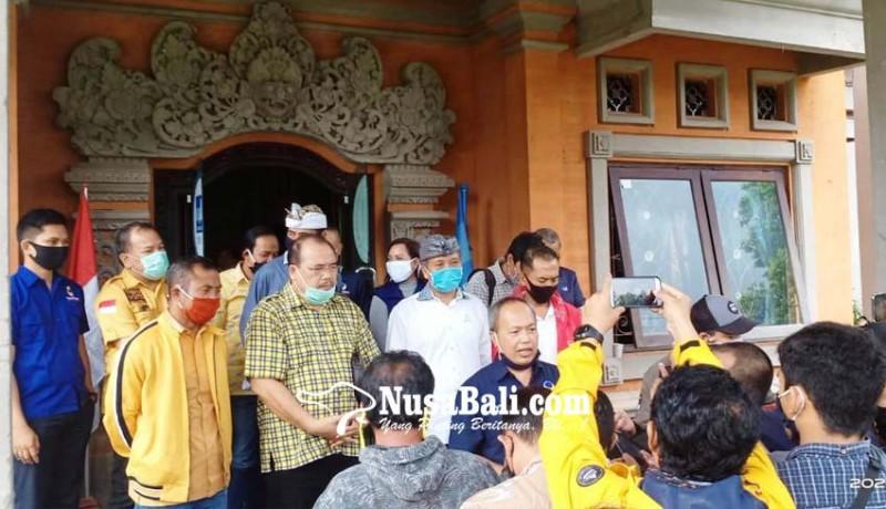 www.nusabali.com-pdip-bali-tak-gentar-dikeroyok-koalisi