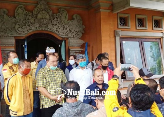 Nusabali.com - pdip-bali-tak-gentar-dikeroyok-koalisi