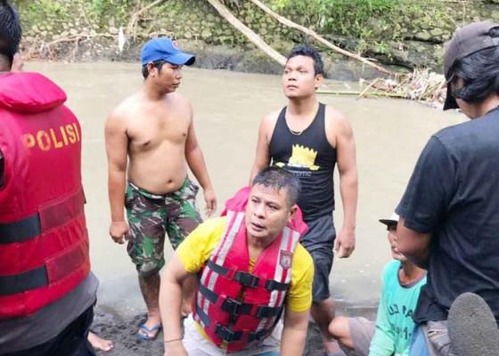Nusabali.com - diduga-sedang-mandi-warga-tewas-di-sungai-yeh-penet-dekat-beji-tengguli