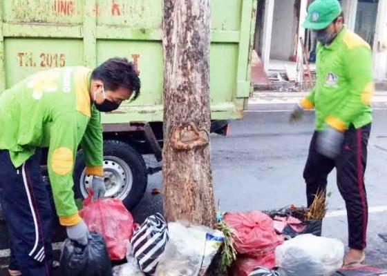 Nusabali.com - pandemi-covid-19-produksi-sampah-di-badung-turun