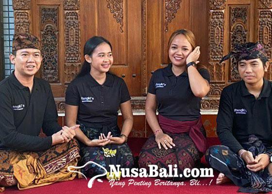 Nusabali.com - mengintip-proses-video-lathi-challenge-ala-rangkis-entertainment