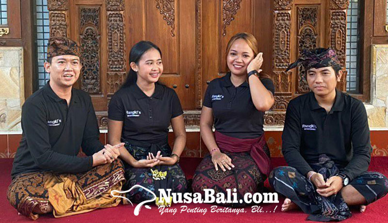 www.nusabali.com-mengintip-proses-video-lathi-challenge-ala-rangkis-entertainment