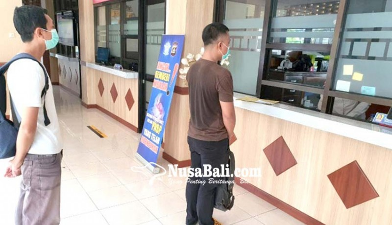 www.nusabali.com-wajib-pajak-dan-petugas-jalani-protokol-kesehatan-ketat