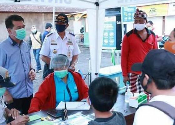 Nusabali.com - protokol-kesehatan-di-pelabuhan-diperketat