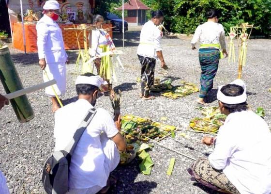 Nusabali.com - pemkab-jembrana-gelar-upacara-pemahayu-jagat