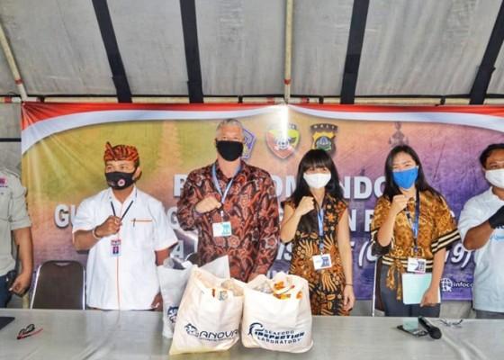 Nusabali.com - seafood-inspection-laboratory-donasi-1000-sembako-untuk-masyarakat-terdampak-covid-19