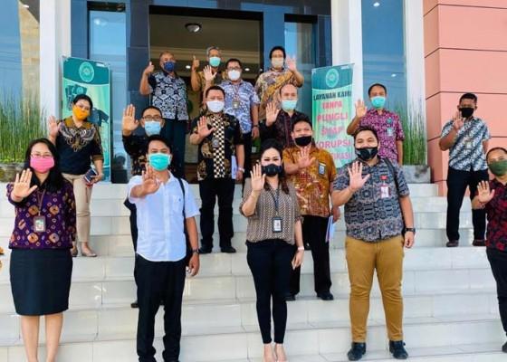 Nusabali.com - pn-gianyar-sosialisasikan-sistem-manajemen-anti-penyuapan