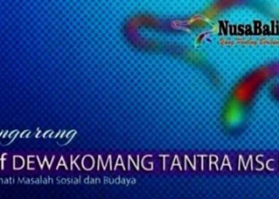 Nusabali.com - melestarikan-tradisi-melambatkan-pembaruan