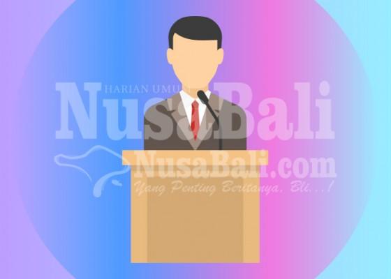 Nusabali.com - pembayaran-penataan-interior-gedung-dprd-badung-tersendat