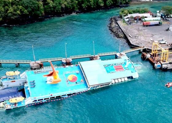 Nusabali.com - evakuasi-kapal-kandas-tunggu-survei