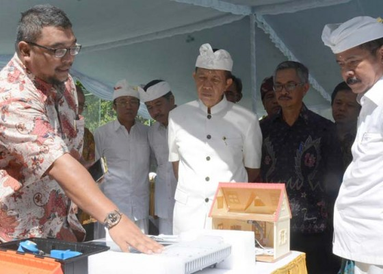 Nusabali.com - pengembangan-plts-di-kantor-gubernur