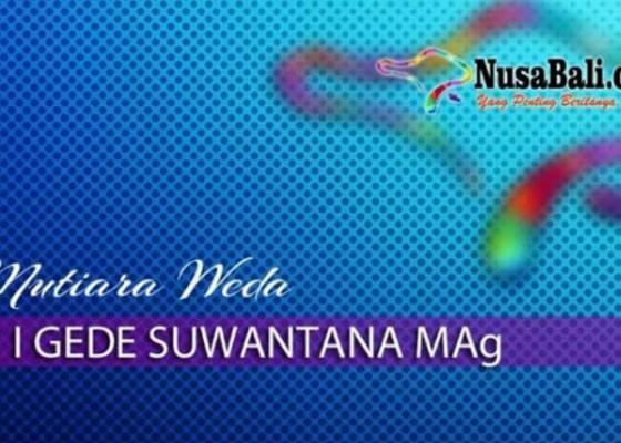 Nusabali.com - mutiara-weda-format-sanatana-dharma-nusantara