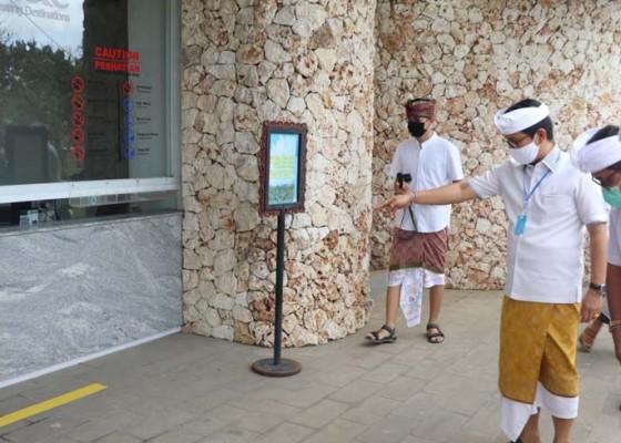 Nusabali.com - badung-keluarkan-panduan-menuju-new-normal-tourism