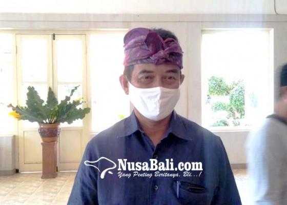 Nusabali.com - dprd-buleleng-perketat-akses-keluar-masuk