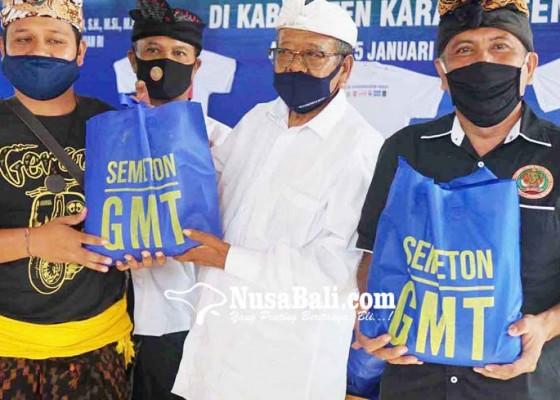 Nusabali.com - gmt-bantu-sembako-seluruh-dadia-di-karangasem