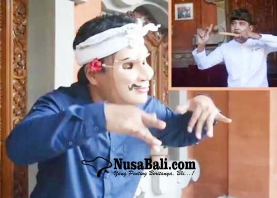 Nusabali.com - sanggar-qakdanjur-tampilkan-karya-gamut