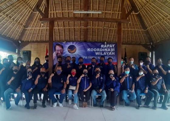 Nusabali.com - nasdem-terbelah-koalisi-untuk-pilkada-6-daerah-di-bali-terancam