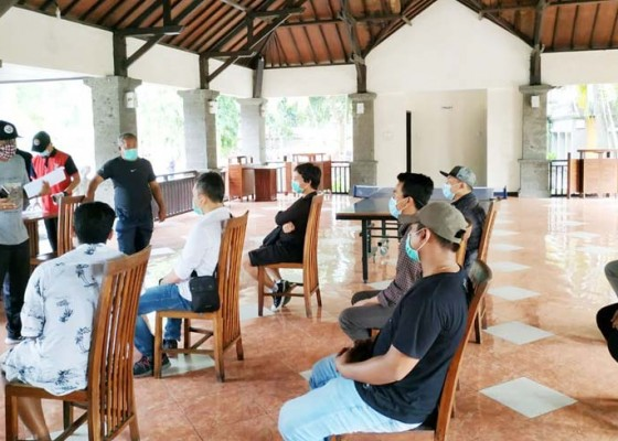 Nusabali.com - kini-ada-113-orang-pmi-jalani-karantina-di-6-hotel-di-jembrana