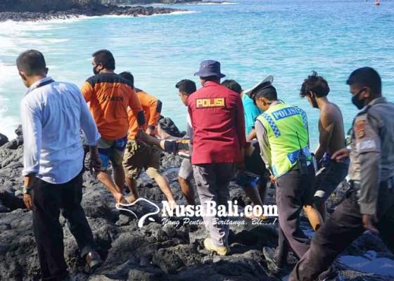 Nusabali.com - berwisata-di-objek-terlarang-pasangan-kekasih-jatuh-ke-jurang
