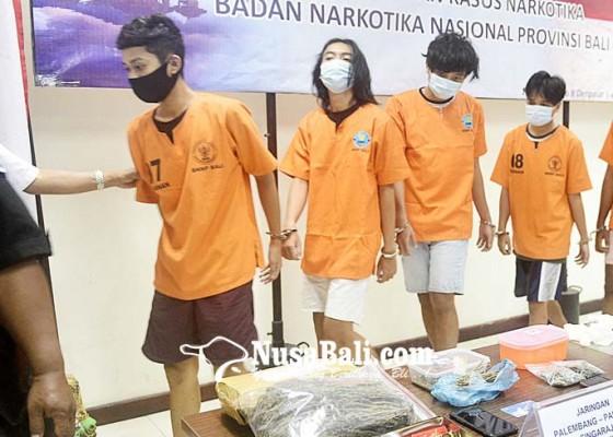 Nusabali.com - jaringan-ganja-mahasiswa-buleleng-diringkus