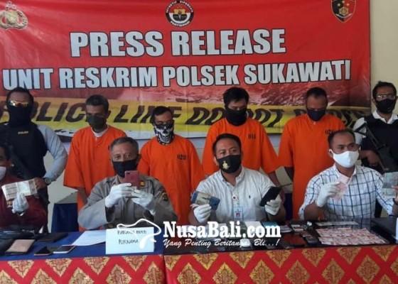 Nusabali.com - polsek-sukawati-target-sapu-bersih-pelaku-pencurian