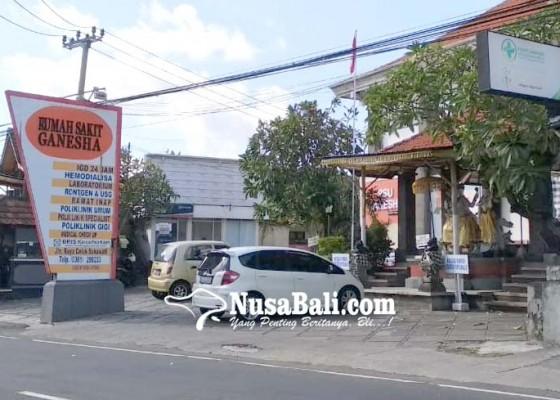 Nusabali.com - transmisi-lokal-meluas-igd-rs-ganesha-ditutup