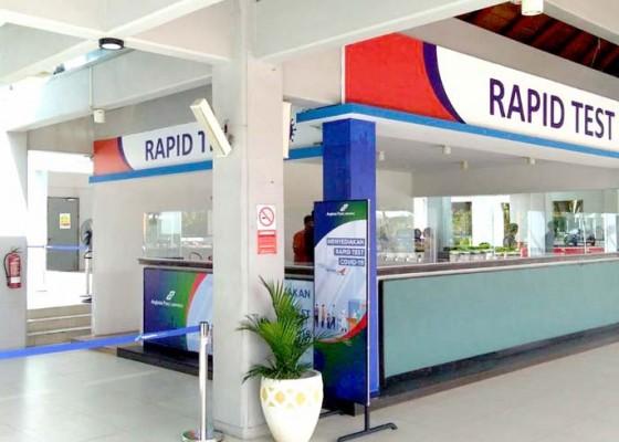 Nusabali.com - ap-i-buka-layanan-rapid-test-di-bandara-ngurah-rai