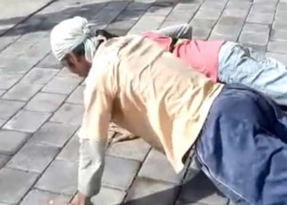 Nusabali.com - tidak-pakai-masker-disuruh-push-up