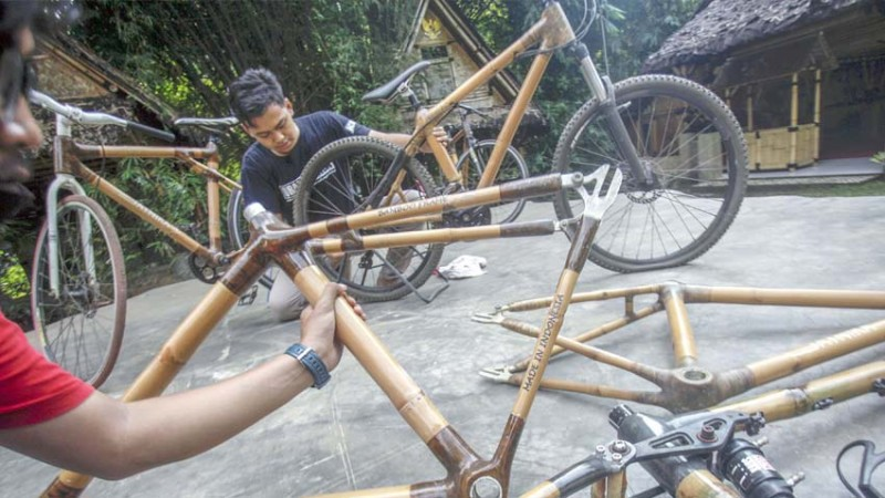 www.nusabali.com-sepeda-bambu-menembus-ekspor