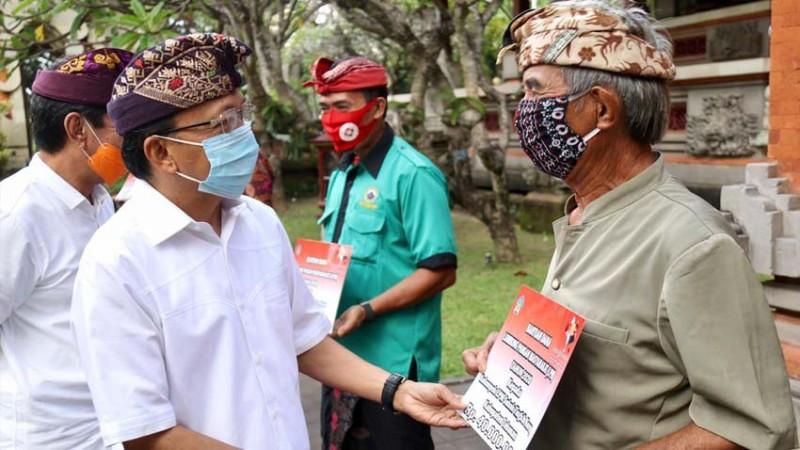 www.nusabali.com-koster-gelontor-rp-14-miliar-untuk-12-kelompok-lumbung-pangan