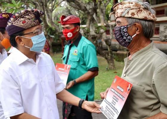 Nusabali.com - koster-gelontor-rp-14-miliar-untuk-12-kelompok-lumbung-pangan