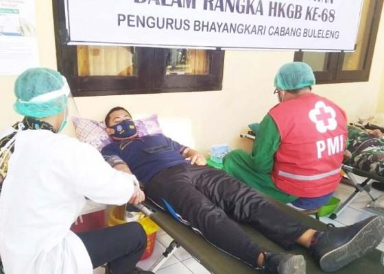 Nusabali.com - pandemi-covid-19-stok-darah-di-buleleng-menipis