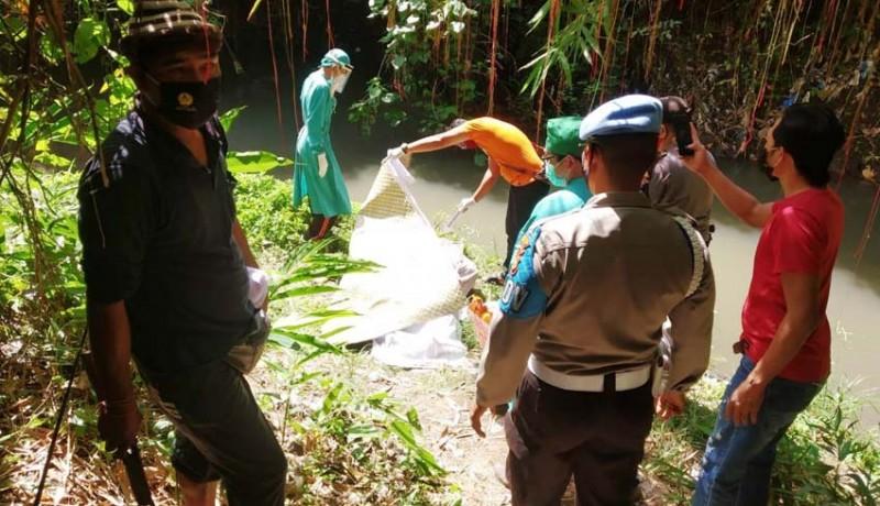 www.nusabali.com-hilang-4-hari-pekak-linglung-ditemukan-tewas-di-sungai