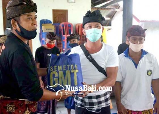 Nusabali.com - gmt-bagikan-5963-paket-sembako-di-92-dadia