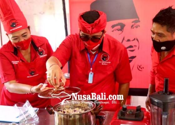 Nusabali.com - pdip-tabanan-gelorakan-bahan-pangan-substitusi-beras
