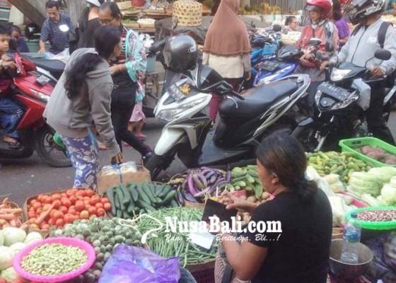 Nusabali.com - pedagang-di-trotoar-komplek-pasar-anyar-segera-ditertibkan
