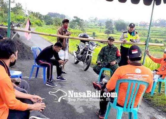 Nusabali.com - warga-satu-banjar-karantina-khawatir-krisis-pangan