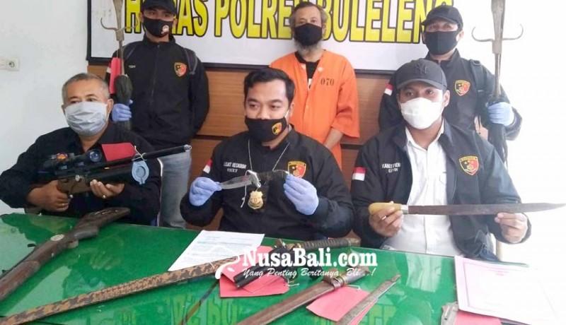 www.nusabali.com-pengancam-debt-collector-kolektor-berbagai-senjata