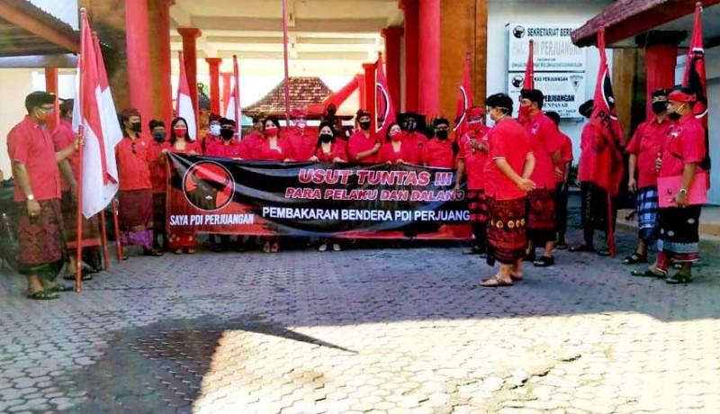 www.nusabali.com-pdip-denpasar-minta-polisi-tegakkan-hukum