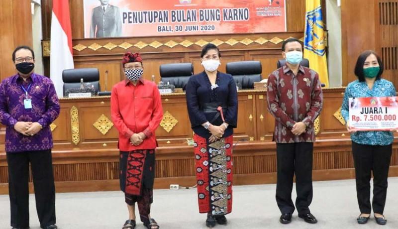 www.nusabali.com-implementasi-tri-sakti-bali-provinsi-pertama-gelar-bulan-bung-karno