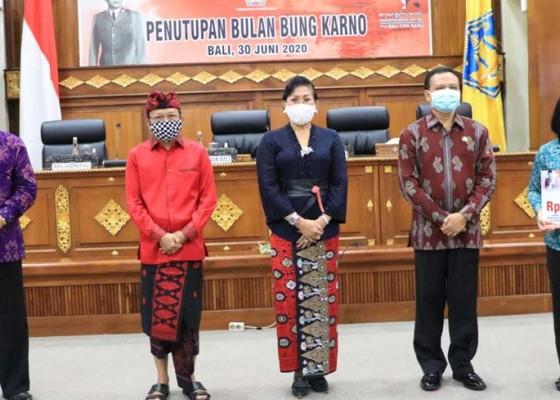 Nusabali.com - implementasi-tri-sakti-bali-provinsi-pertama-gelar-bulan-bung-karno