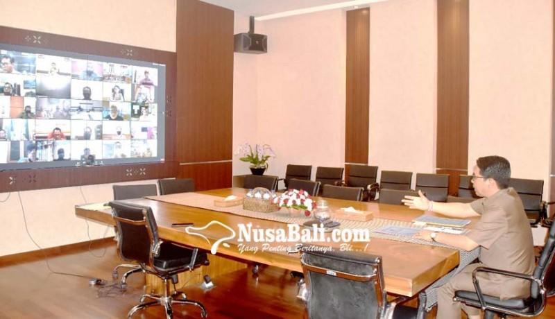 www.nusabali.com-sekda-adi-arnawa-minta-anggaran-desa-dimaksimalkan-untuk-penanganan-covid-19