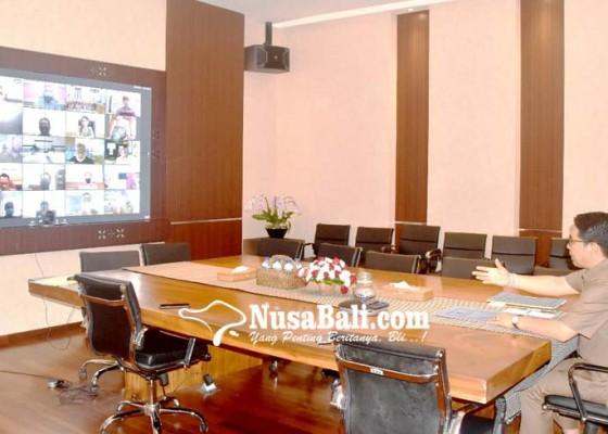 Nusabali.com - sekda-adi-arnawa-minta-anggaran-desa-dimaksimalkan-untuk-penanganan-covid-19