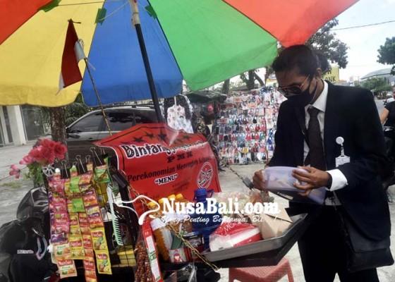 Nusabali.com - dampak-covid-19-paspampres-pun-kini-berjualan-nasi-jinggo