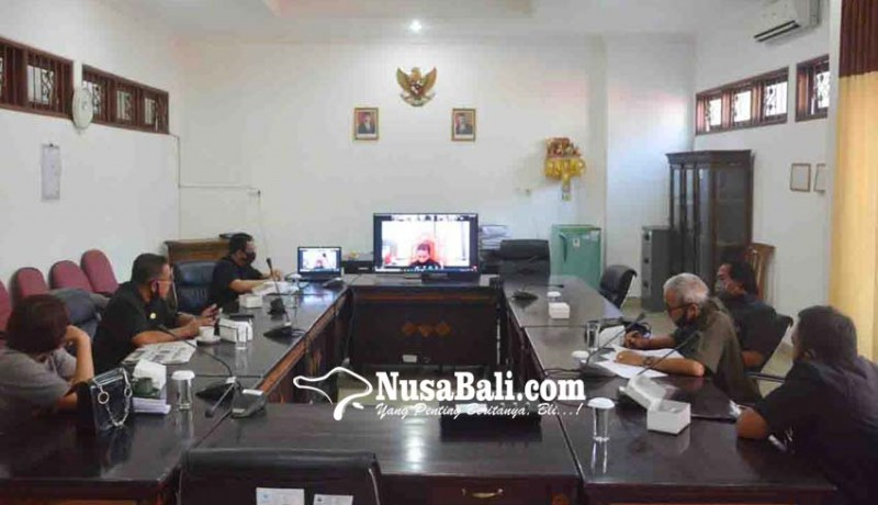www.nusabali.com-pad-merosot-pemkab-buleleng-disorot