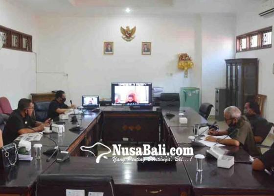 Nusabali.com - pad-merosot-pemkab-buleleng-disorot